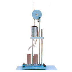 SR Type Beating & Freeness Tester (Mechanical Model)