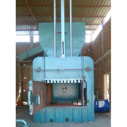 Up Packing Cotton Baling Press