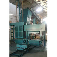 Automatic Cotton Baling Press