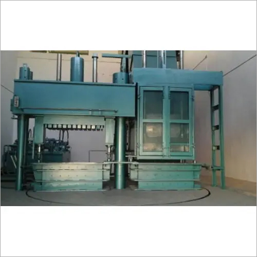 Revolving Cotton Baling Press