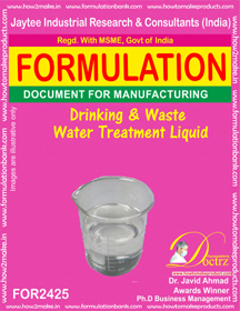 Water Treatment Chemicals Formulations