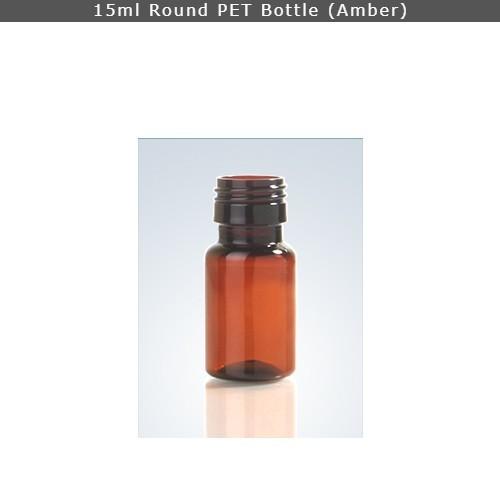 15ml Pharma Pet Bottle