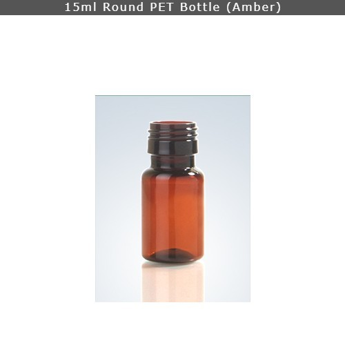15ml Pharma Pet Bottle