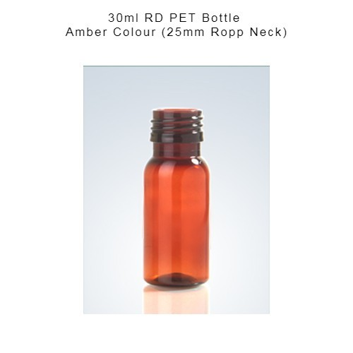 Pharmaceuticals Pet Bottles