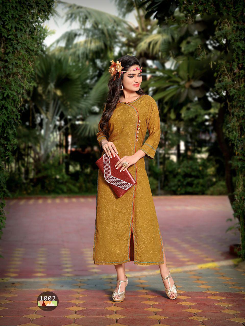 Multi Color Stylish Georgette Saree