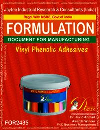 Vinyl Phenolic Adhesive Formula