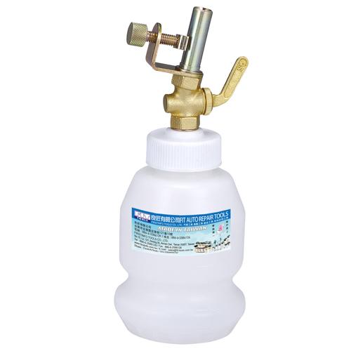 FIT TOOLS 1L Brake Oil or Fluid Automatic Filling Bleeder Bottle 1000 cc