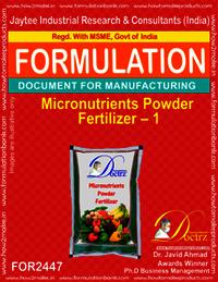 Micro-Nutrient Powder Fertilizer-1