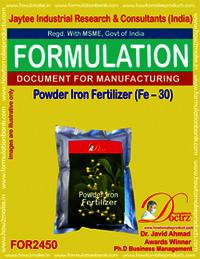 Powder Iron Fertilizer (Fe-30)
