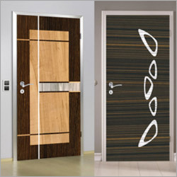 Lamination Designer Door