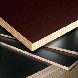 Film Faced Shuttering Plywood
