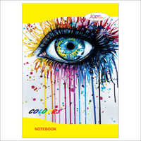 Fashion Cover Page Exercise Notebooks