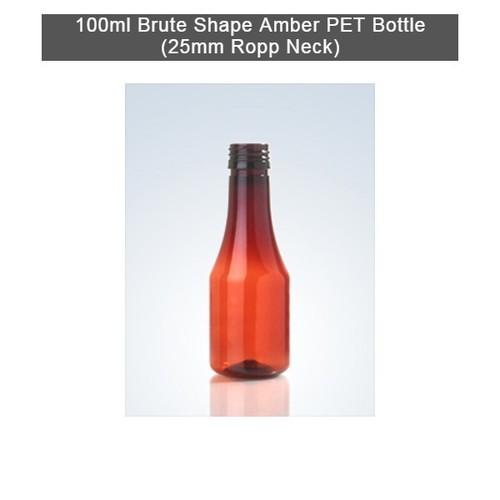 100ml Brute Pet Bottle