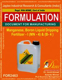 Mag-Boron Liquid Dripping Fertilizer II Mg-5 B-3