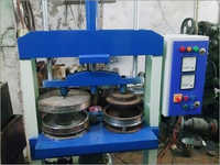 HYDRAULIC PAPER PLATE MAKING MACHINE IS