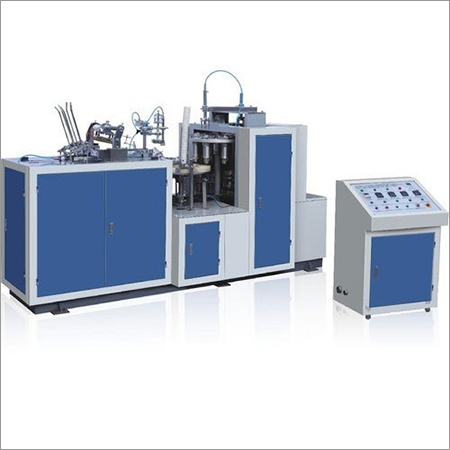High Speed Paper Cup Machine