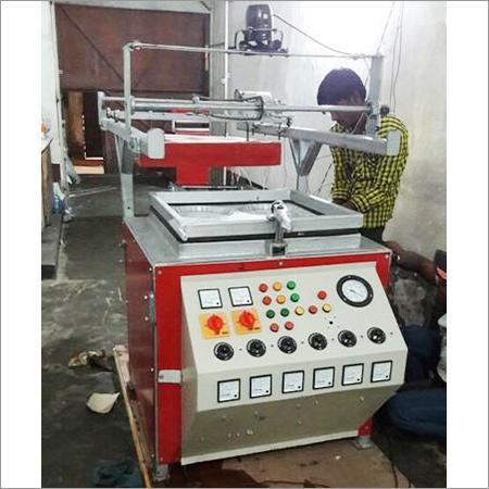 Semi Automatic Thermocol Machines