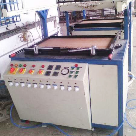 Thermocol Performing Machines