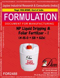 NP Liquid Dripping & Foliar Fertilizer -II Formula