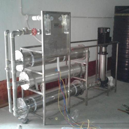 Full SS RO Plant