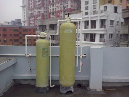 Iron Removel Plant With Softener
