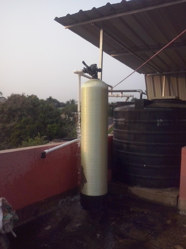 Domestic Iron Removal Filter