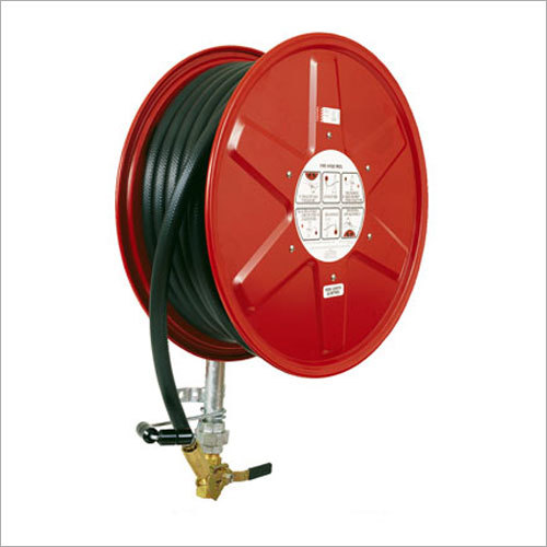 Fire Hose Reel And Reel Box