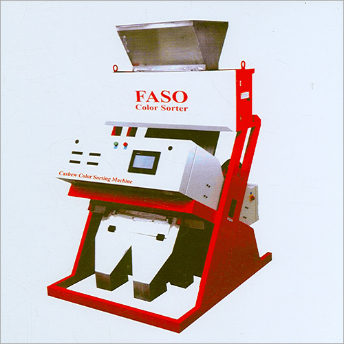 Cashew Color Sorting Machine
