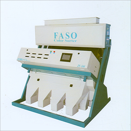 Channa Dal Color Sorter Machine