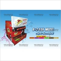 Mobile Soda Fountain Machine