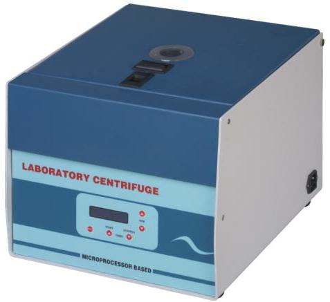General Purpose Centrifuge Microprocessor Digital 5200 RPM