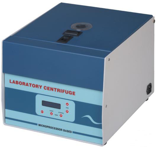 Laboratory Centrifuge Machine Digital Medium – High Speed 10000 RPM