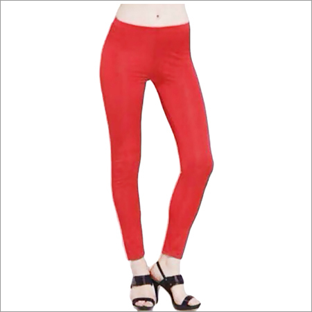 Cotton Lycra Leggings