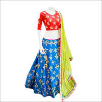 Designer Party Wear Lehenga