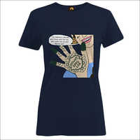 Ladies Full Length T-Shirt