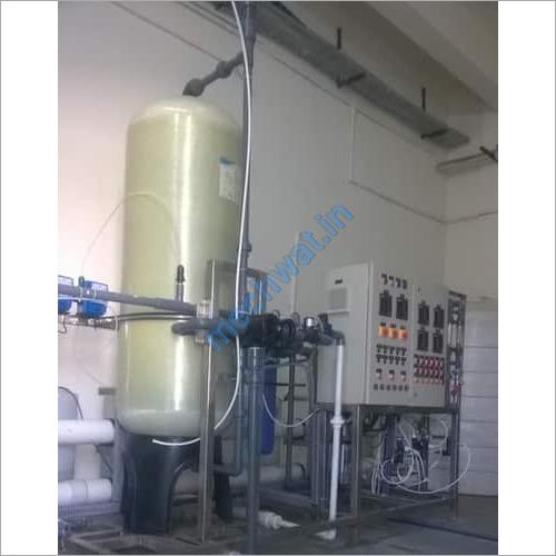 Reverse Osmosis Plant