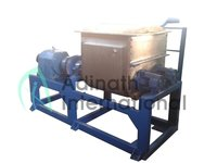 Stiff pastes and Adhesives mixer Rubber compounds mixer 100L