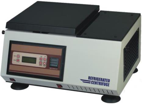 Refrigerated Universal Centrifuge Brushless, 20000 RPM