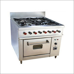 Four Burner Oven Range