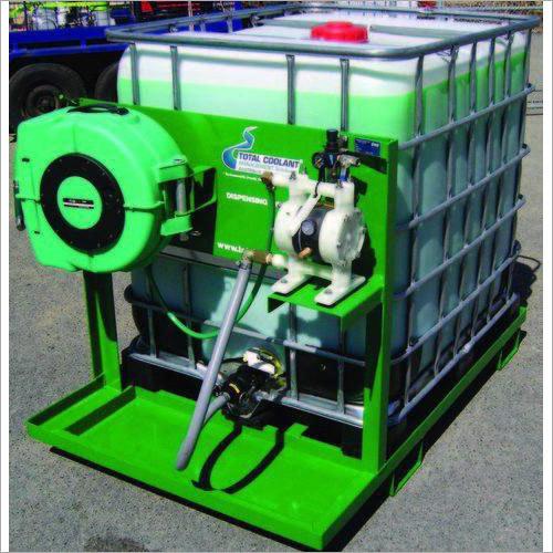 Antifreeze Dispensing System