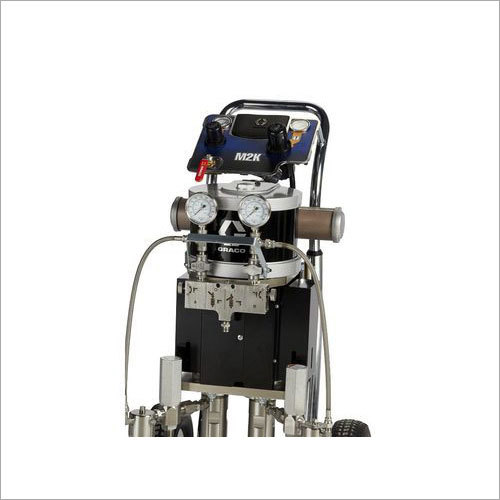 Graphite Spray Machine