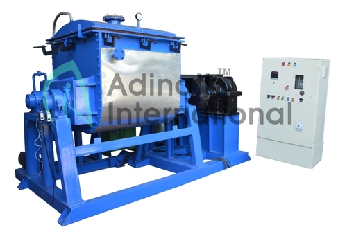 Silicone gum kneader mixer from Adinath with high quality