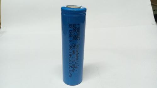 Surepower 3.7V, 2500mAH Li-ion Battery, 18650-2500