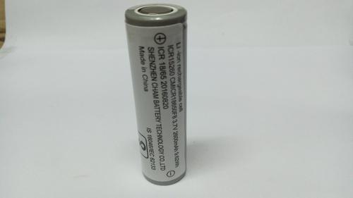 Cham 3.7V, 2600mAH Li-ion Battery, 18650-2600mAH