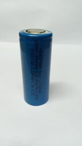 Surepower 3000mAH Li-FePO4 Battery, 26650-3000mAh