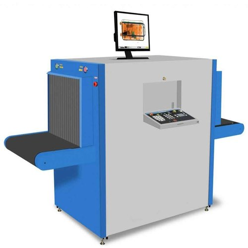 100×80 cm X-Ray Baggage Scanner