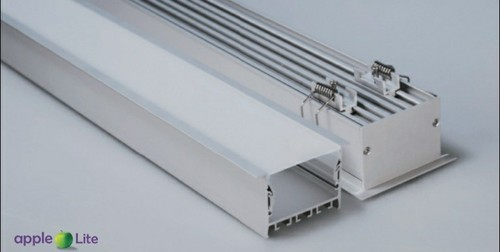 Linear LED Profile Housing 60Mm