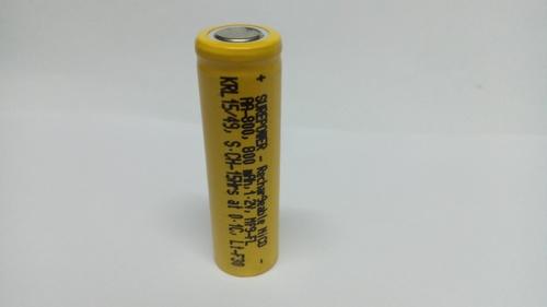 Ni-CD Battery, AA-800mAH