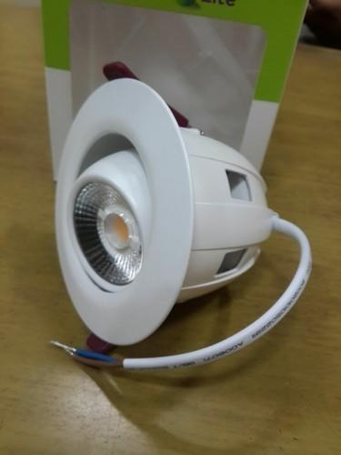 6w Cob Dimmable Spotlight Gx3
