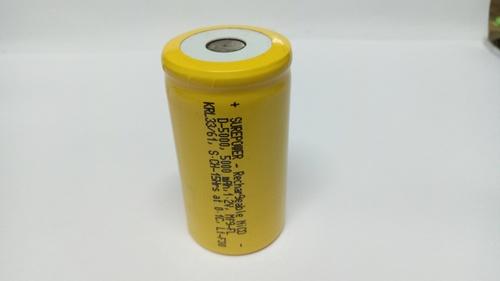 Ni-CD Battery, D-5000mAH